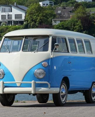 VW Kombi 1964 (1)
