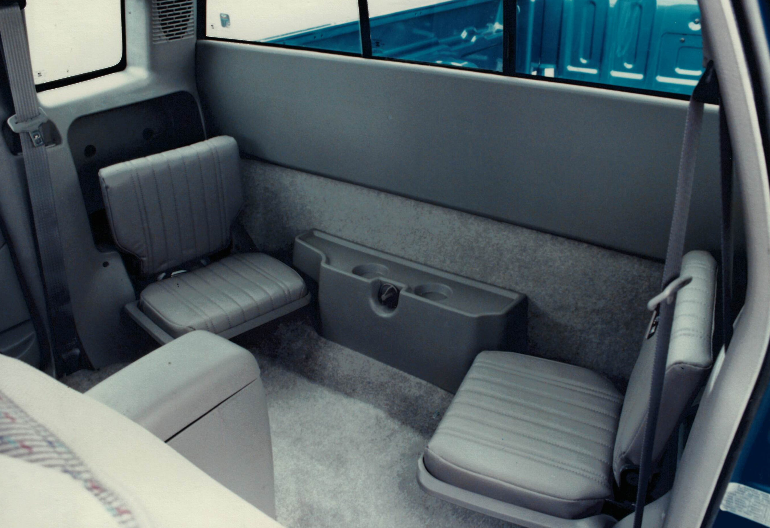 Chevrolet S10 Cabine Estendida