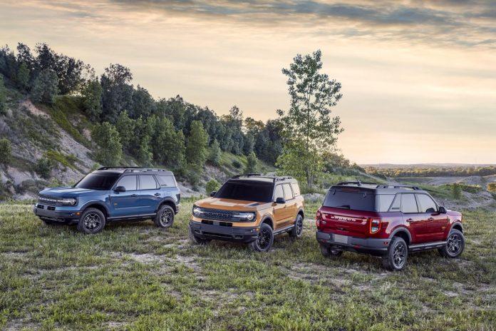 Novo Ford Bronco chega com preço a partir de R$ 150 mil nos EUA