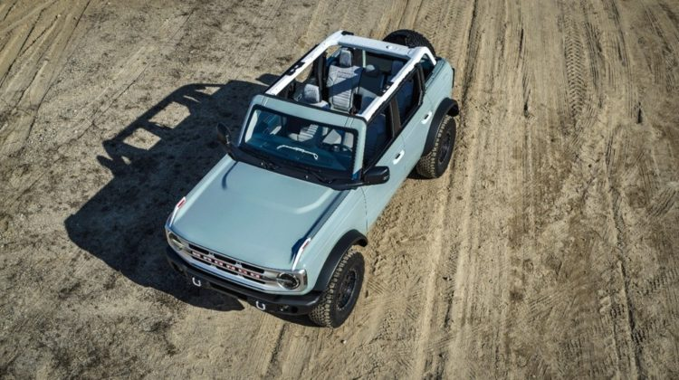 A Ford confirmou alguns produtos para a América do Sul no ano que vem: os que mais estão os novos Ford Bronco, Transit, Mustang Mach 1 e Ranger Black