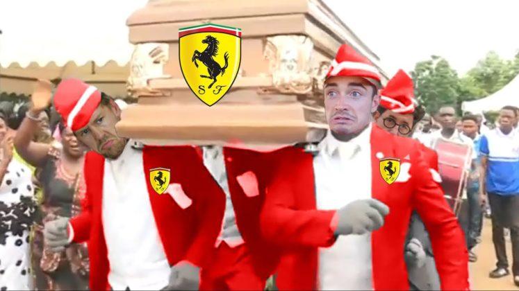 RIP Ferrari