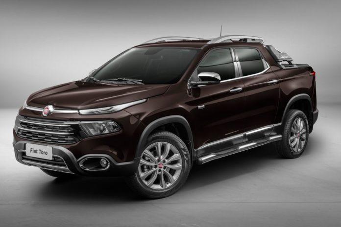Fiat Toro: preço da picape sofreu queda de 15% em junho