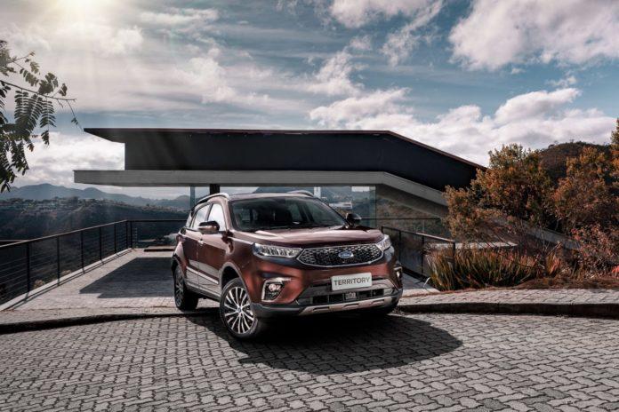 Ford iniciará pré-venda do Territory dia 7 de agosto, mas preço ainda é surpresa
