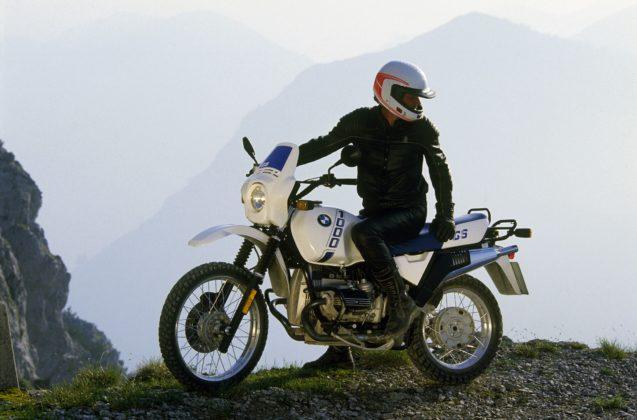 BMW R 100 GS, umas das pioneiras da família GS
