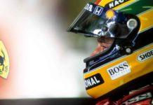 Senna na Ferrari