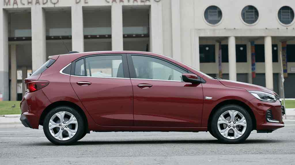 Chevrolet Onix Hyundai HB20