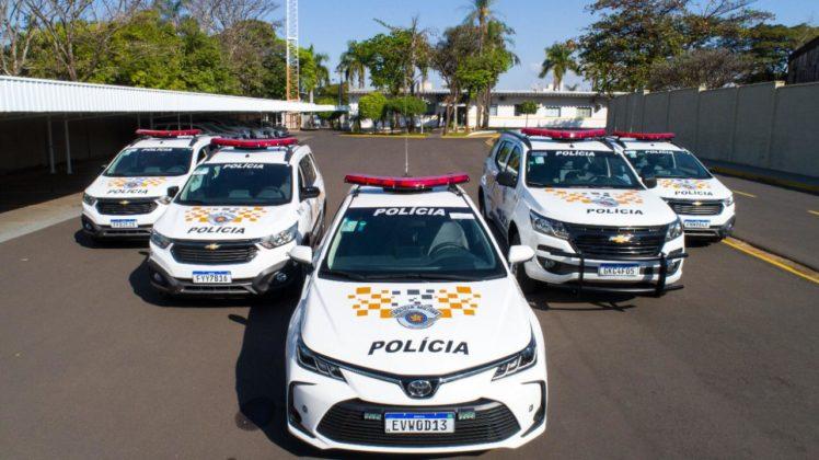Corolla é a nova adição para a frota da Polícia Militar de São Paulo
