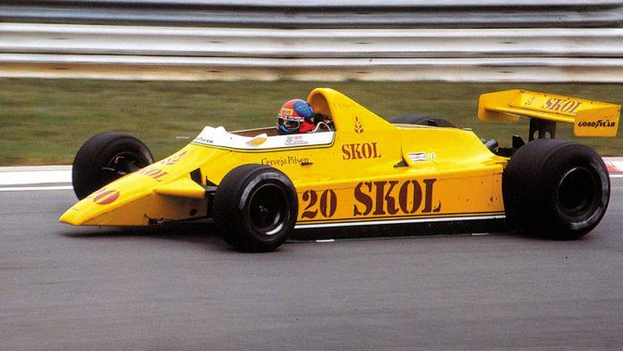 Dia da Cerveja: Coopersucar de Emerson Fittipaldi já trouxe em sua carroceria as cores e marca de cerveja