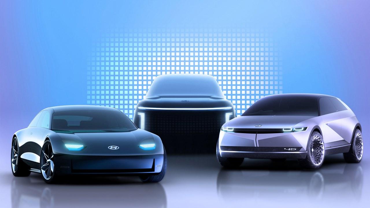 Hyundai elétrico