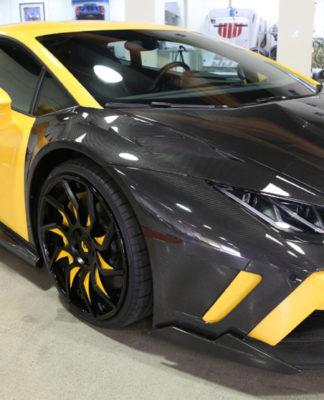 Lamborghini Huracán Fusion Motor Company