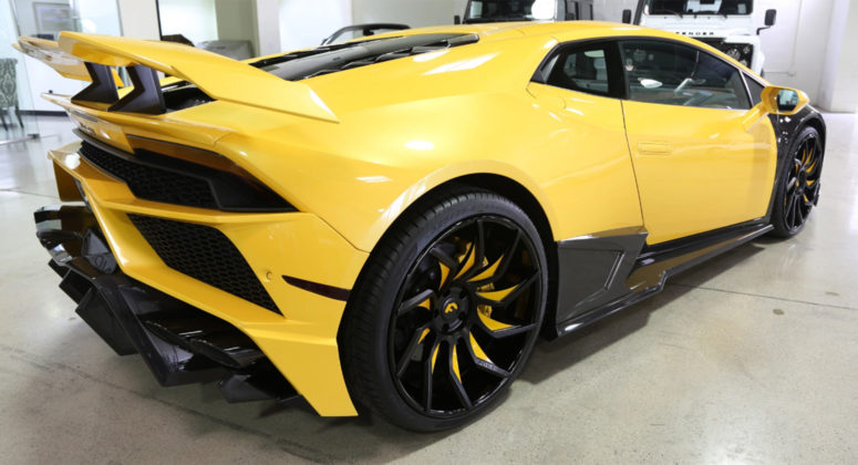 Lamborghini Huracán Fusion Motor Company (7)