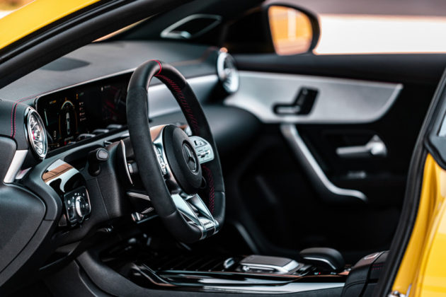 Mercedes-AMG A 45 S e CLA 45 S