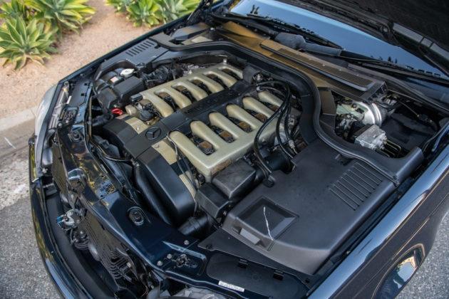 Mercedes-Benz S600 V12 Michael Jordan