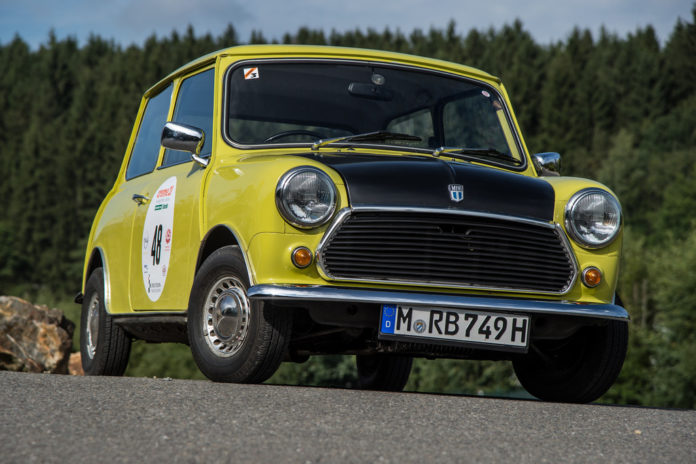 Mini Mr.Bean