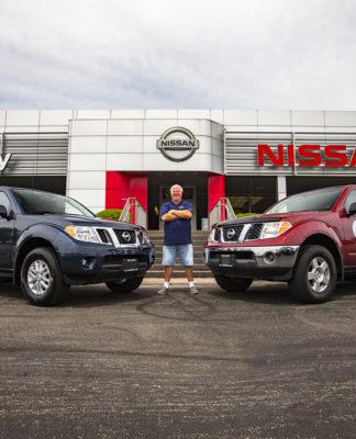 Nissan Frontier com mais de 1.600.000 km (1)