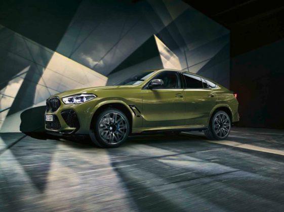 Novo BMW X6 M chega em setembro com preço a partir de R$ 890 mil