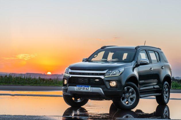 Novo SUV Trailblazer chega às lojas em setembro