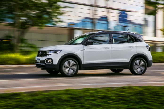 VW T-Cross