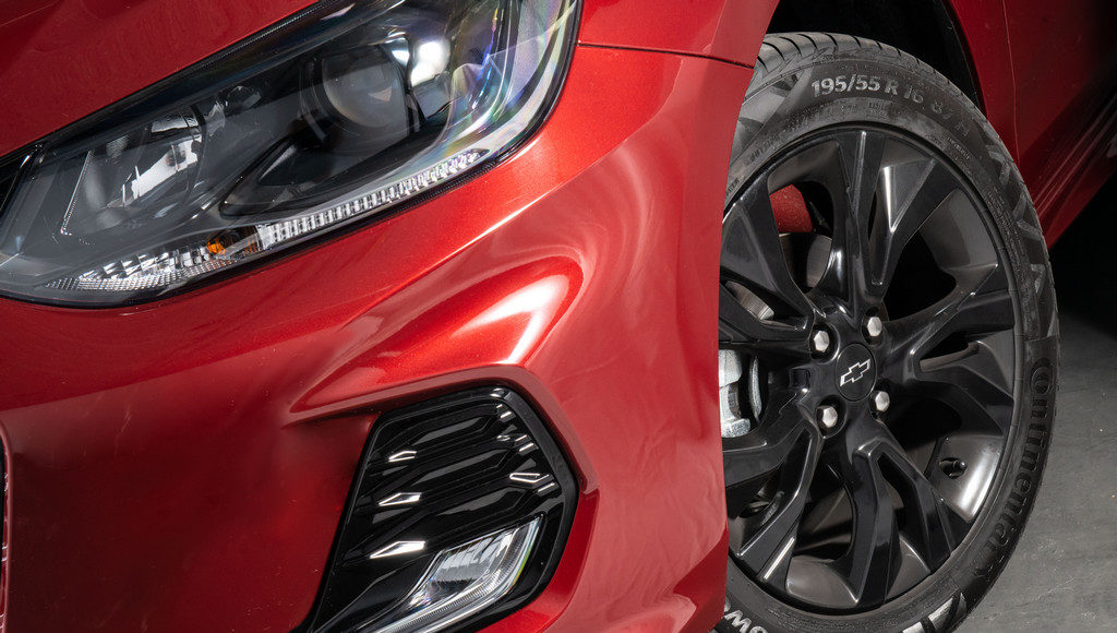 Chevrolet Onix RS