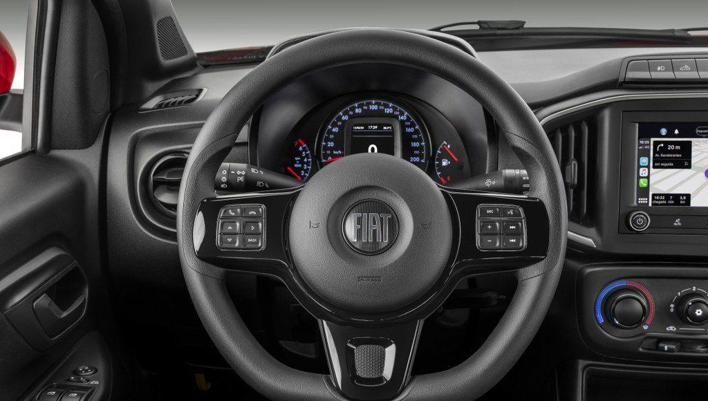 Fiat Strada Cabine Plus
