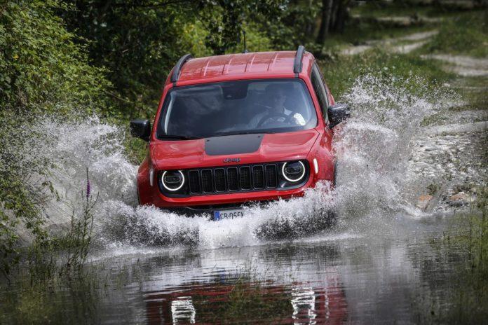 Jeep Renegade híbrido 4xe