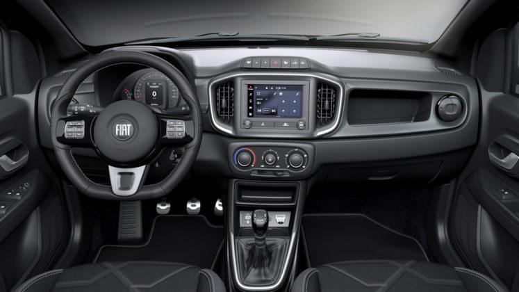 Nova Fiat Strada Opening Edition