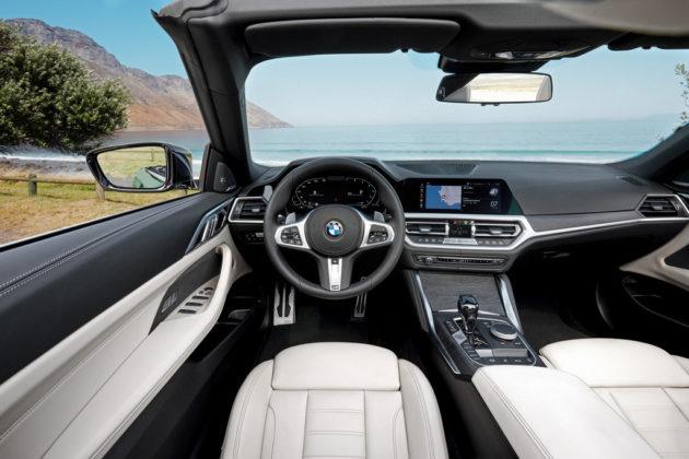 Novo BMW Série 4 Cabrio