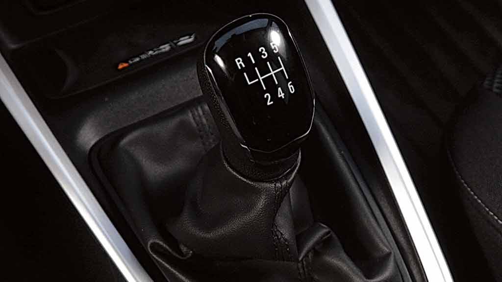 Chevrolet Onix Turbo manual