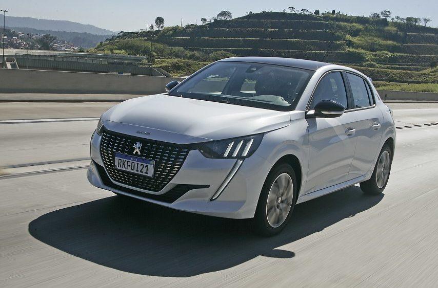 Peugeot 208 R$ 5 mil mais barato