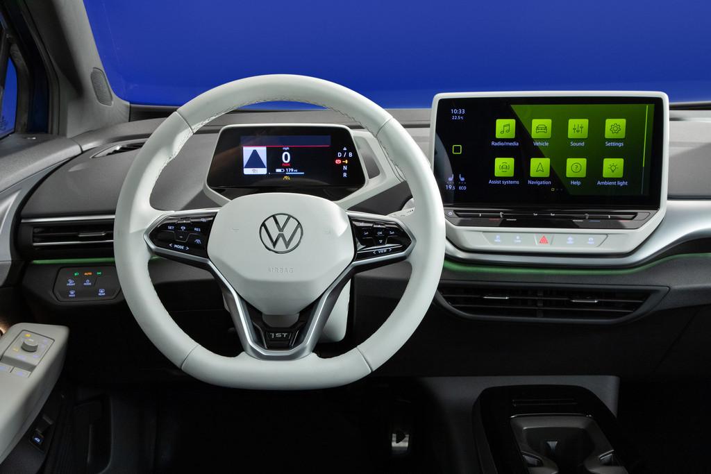 Volkswagen SUV elétrico