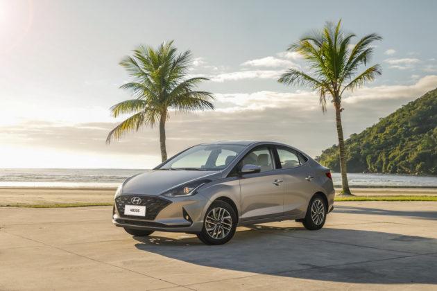 HB20 é um dos destaques da Black Friday da CAOA Hyundai