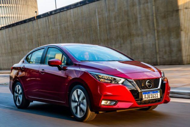 Nissan Versa 2021