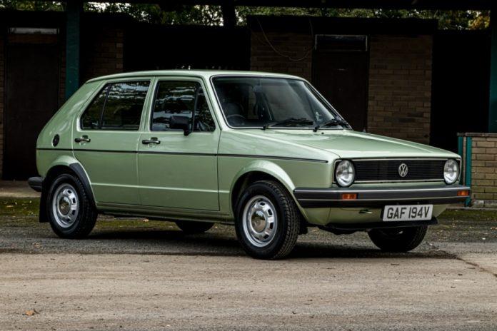 Volkswagen Golf MK1 1980