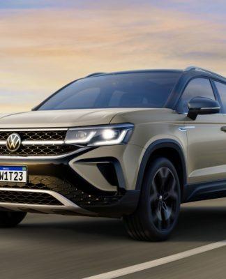 vídeo Volkswagen Taos