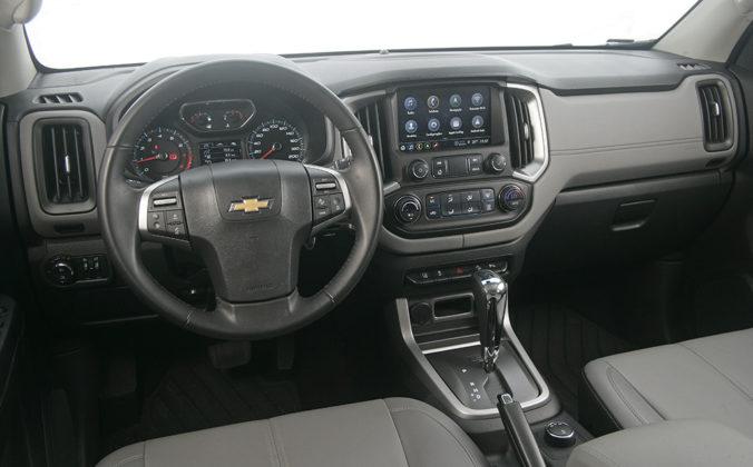 Chevrolet S10 LTZ Flex 2021