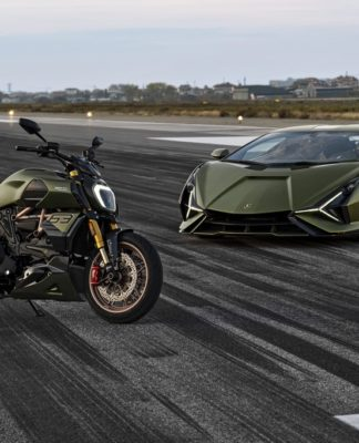 Ducati Diavel 1260 Lamborghini (4)
