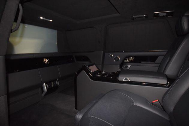 Klassen Range Rover SVAutobiography