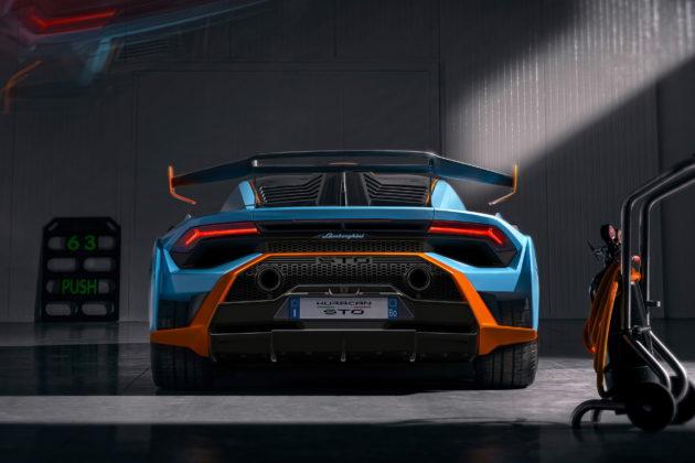 Lamborghini Huracán STO (