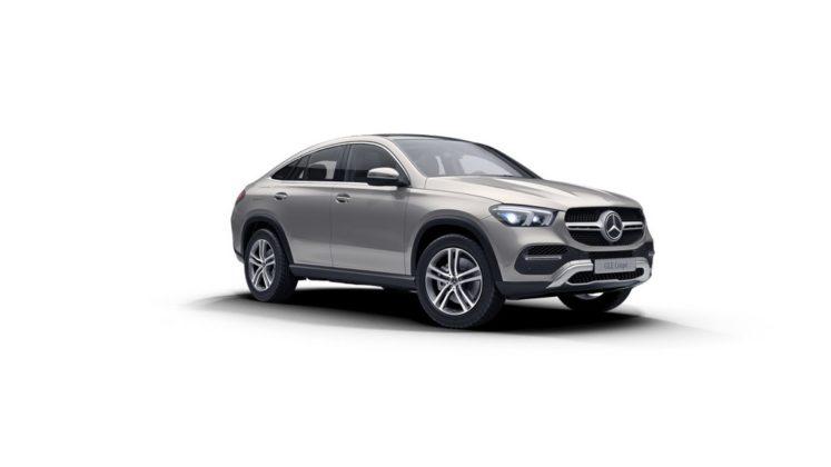 Mercedes-Benz GLE 400 d 2020