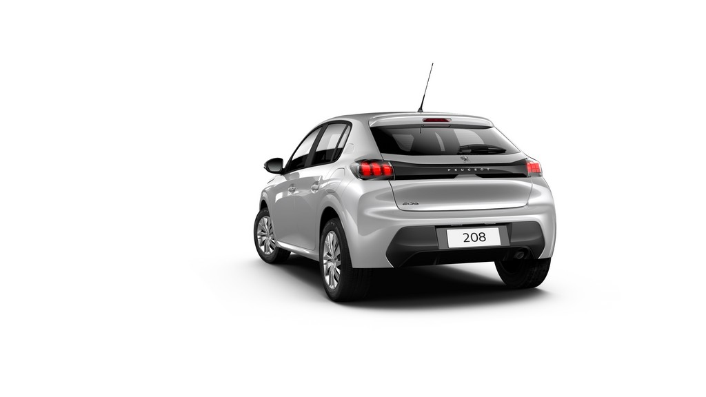Novo Peugeot 208 versões Like e Like Pack