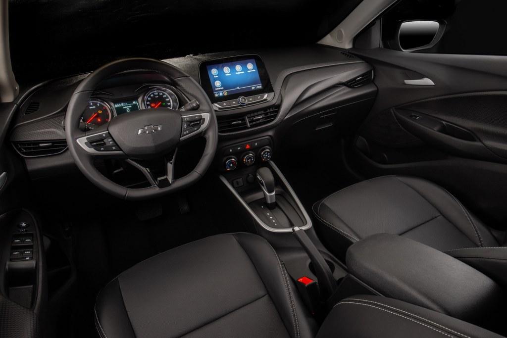 Chevrolet Onix Plus Midnight 2021