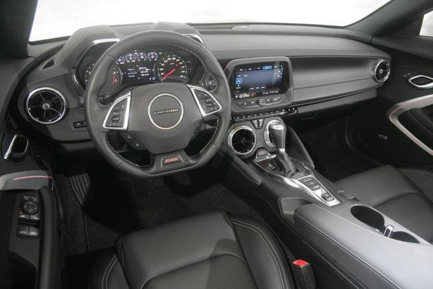 Chevrolet Camaro SS Conversível