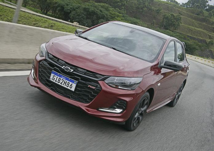 Vendas de carros: Onix da Chevrolet foi o modelo mais vendido em janeiro