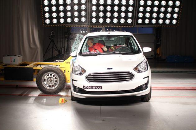 Ford Ka Latin NCAP