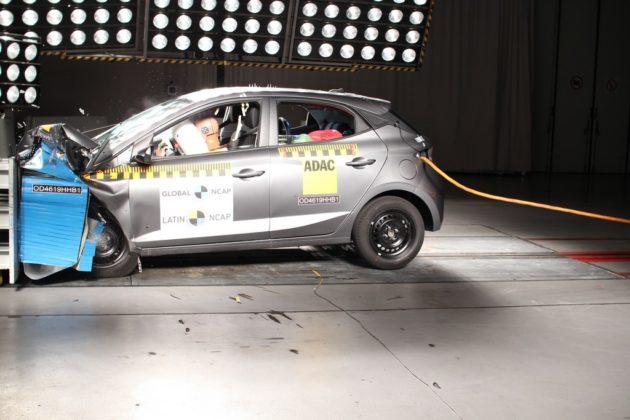 Hyundai HB20 Latin NCAP