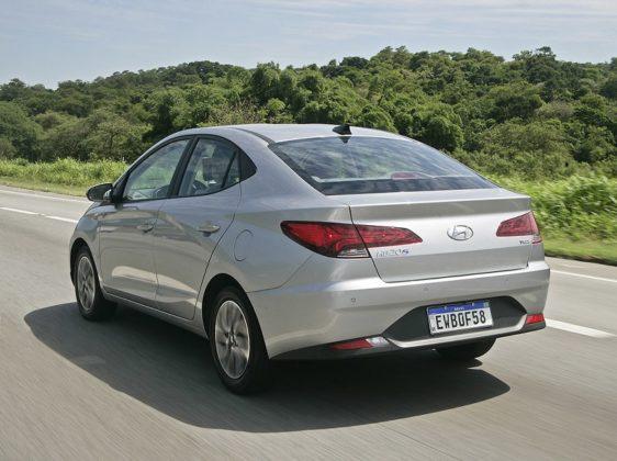 Hyundai HB20S 2021