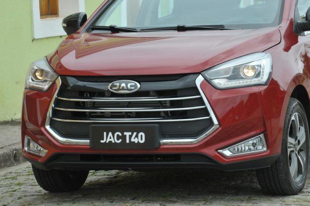 JAC T40 Plus