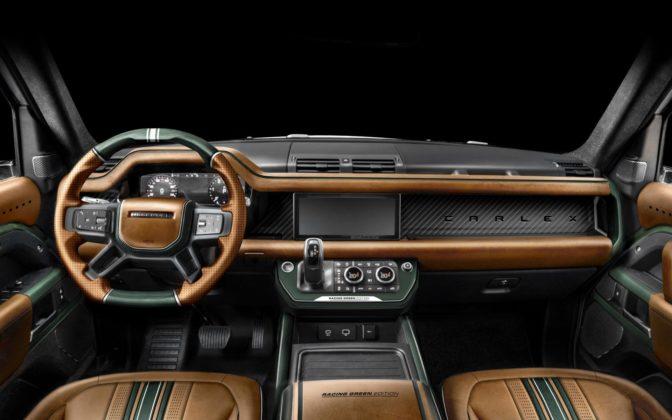 Land Rover Defender Carlex Design