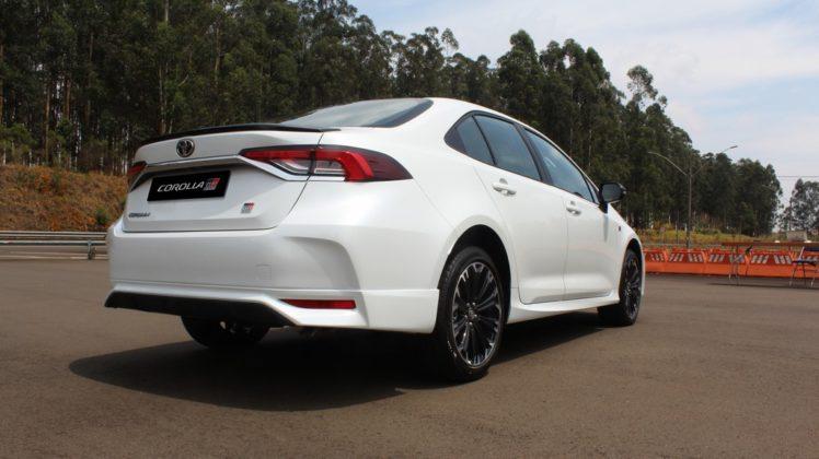 Toyota Corolla GR-S 2021