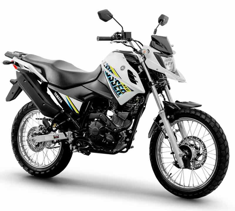 9º Yamaha XTZ 150: 21.652 . Foto: Divulgação